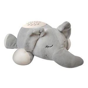 PureBaby® Sound Sleepers Sound Machine and Star Projector - Elephant