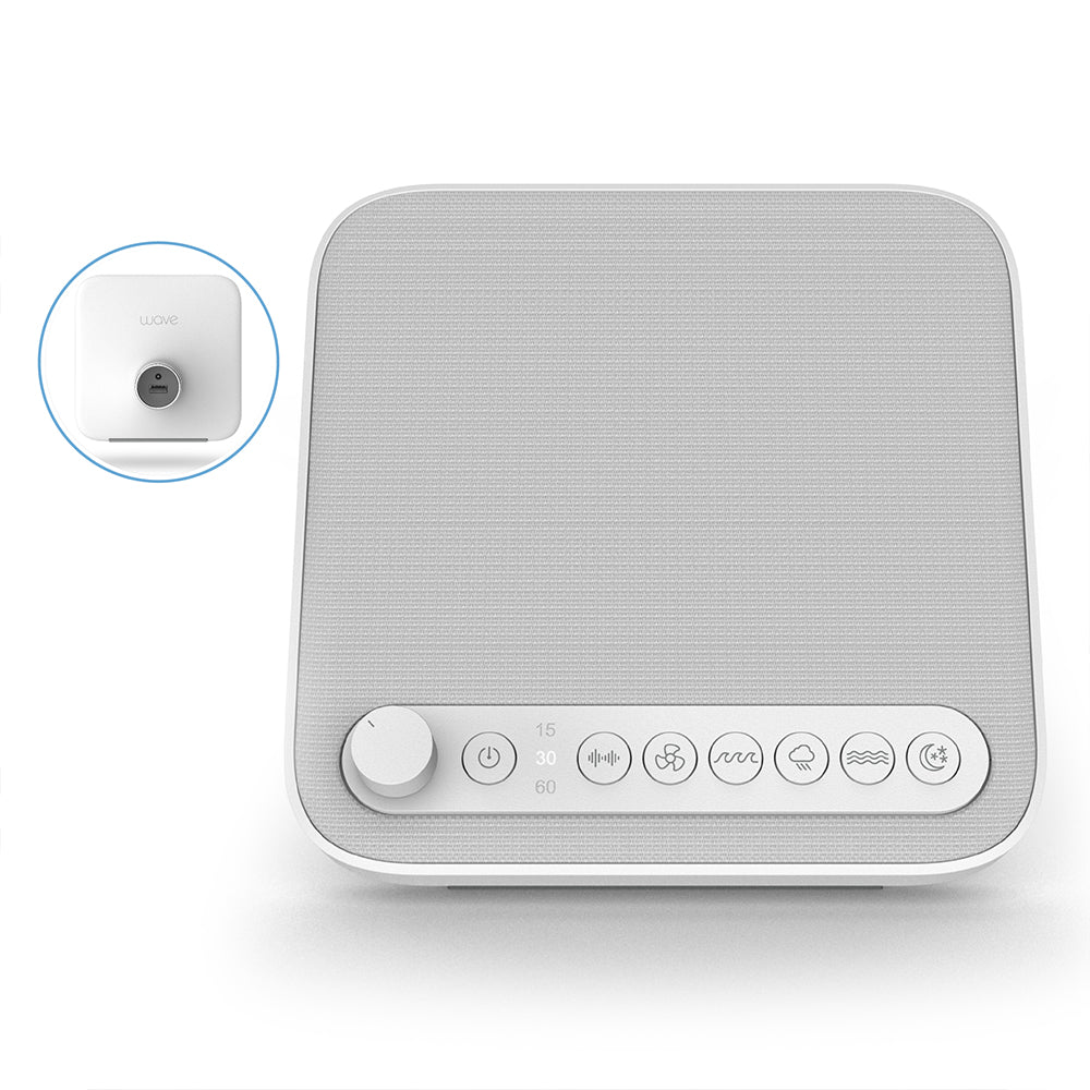 Load image into Gallery viewer, WAVE™ Sleep Therapy Sound Machine