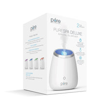 Load image into Gallery viewer, PureSpa™ Deluxe Essential Oil Diffuser