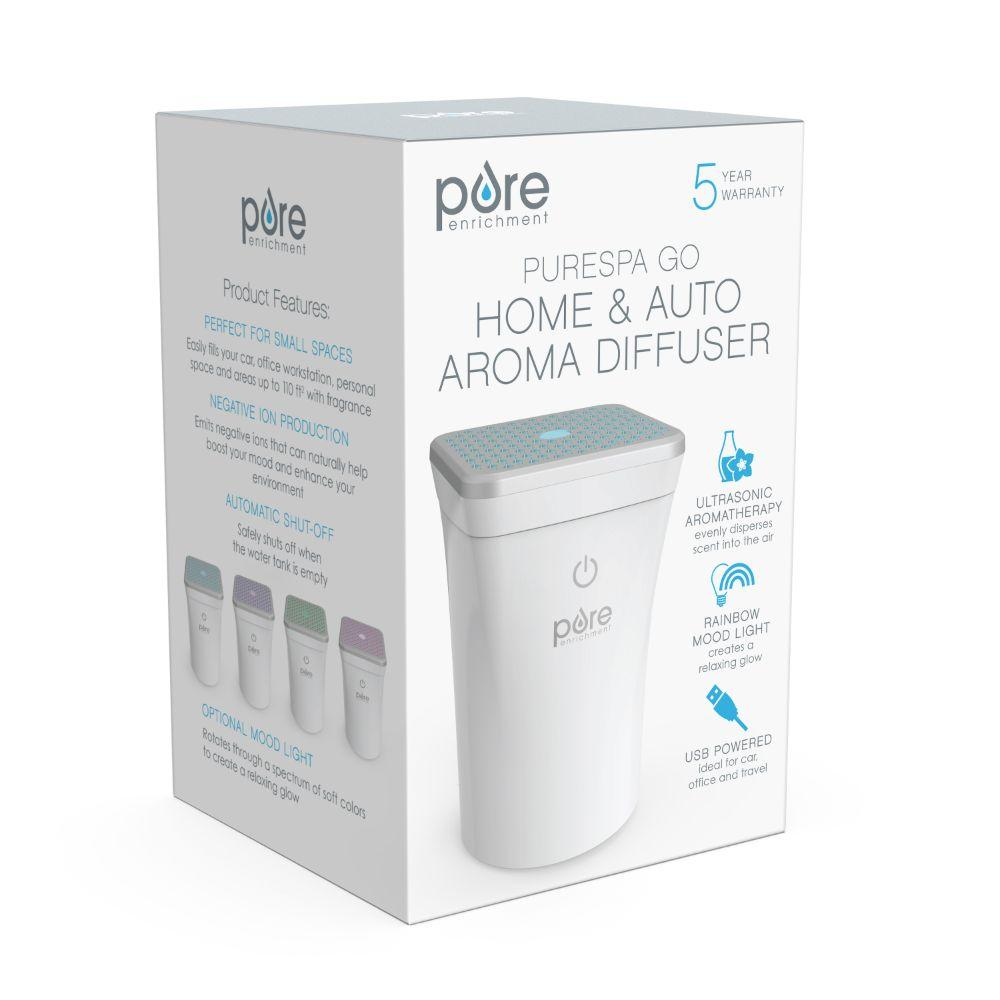Load image into Gallery viewer, PureSpa™ Go Home & Auto Aroma Diffuser