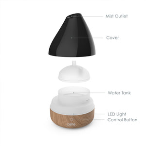 PureSpa™ Natural Essential Oil Diffuser | Pure Enrichment®
