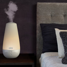 Load image into Gallery viewer, PureSpa XL – 3-In-1 Aroma Diffuser, Humidifier & Mood Light