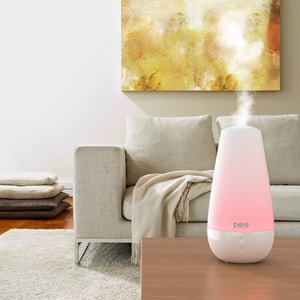 PureSpa™ XL – 3-In-1 Aroma Diffuser, Humidifier & Mood Light