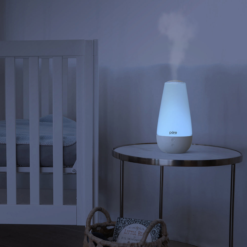 Load image into Gallery viewer, PureSpa™ XL – 3-In-1 Aroma Diffuser, Humidifier & Mood Light