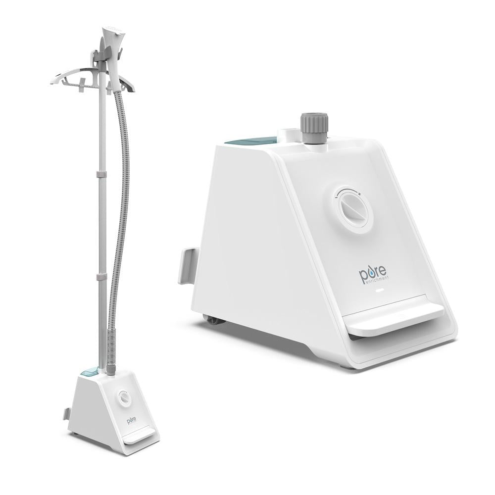 Load image into Gallery viewer, PureSteam Pro Upright Garment Steamer With 4 Steam Levels