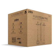 Load image into Gallery viewer, PureSteam™ Pro Garment Steamer With 4 Steam Levels