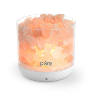 PureGlow™ USB Salt Lamp