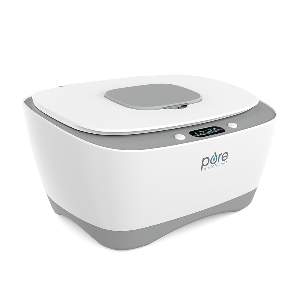 PureBaby® Wipe Warmer with Digital Display
