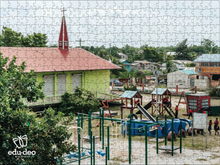 Load image into Gallery viewer, EduDeo Puzzle: Belizean Community