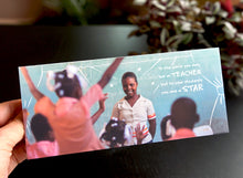 Teacher Card - You're a Star