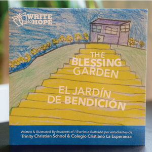 Write to Hope Book: The Blessing Garden