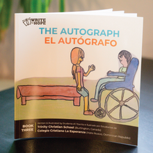 Load image into Gallery viewer, Write to Hope Book: The Autograph