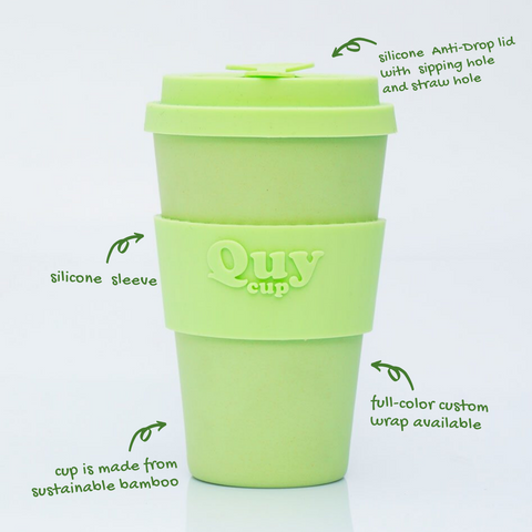 custom quycup from coolperx sustainable gifts