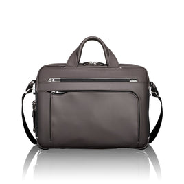 Tumi Sawyer Leather Brief