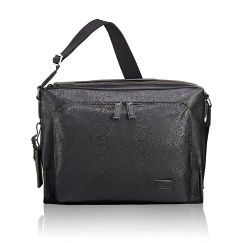 Tumi Forest Leather Utility Bag