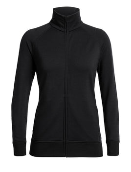 Icebreaker Lydmar Long Sleeve Zip // Ladies