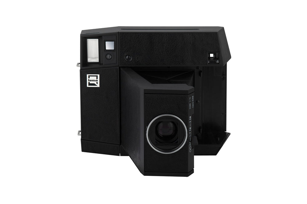 Lomo'instant Square Glass Camera // Black Edition