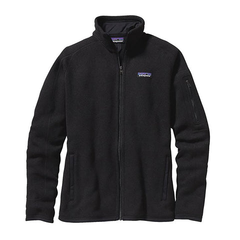 Patagonia Women's Better Sweater Jacket in black