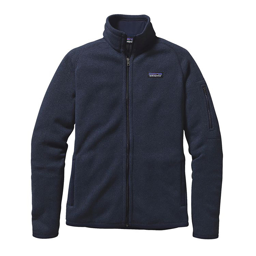 Patagonia Women's Better Sweater Jacket in navy