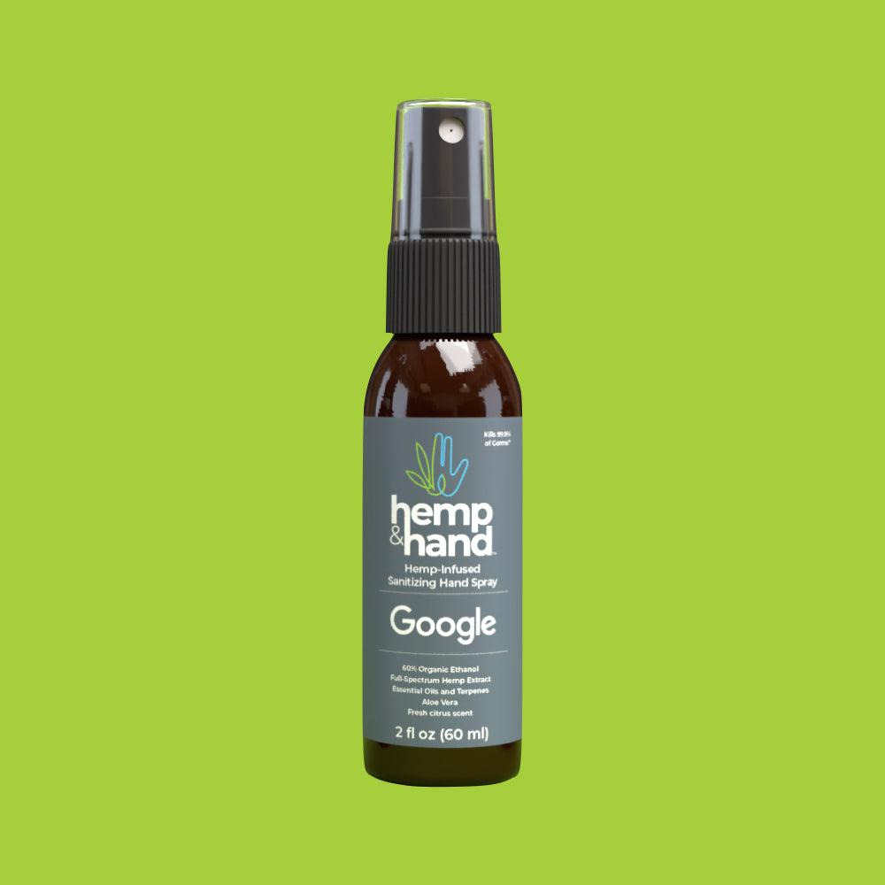 All-Natural Hand Sanitizer // 2 oz