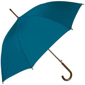 Haas-Jordan Vintage Umbrella in ocean teal