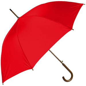 Haas-Jordan Vintage Umbrella in red