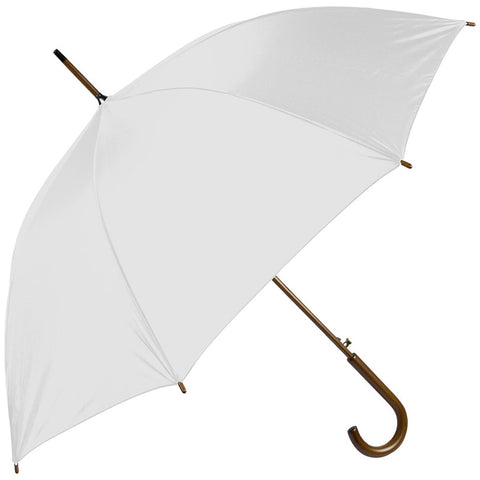 Haas-Jordan Vintage Umbrella in white