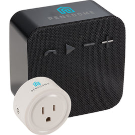 WiFi Smart Plug and Alexa Speaker