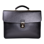Royce Slim Saffiano Briefcase