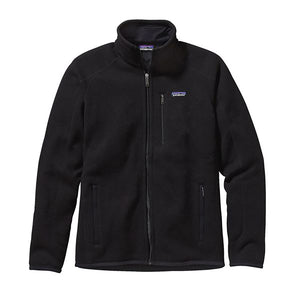Patagonia Men's Better Sweater Jacket in black