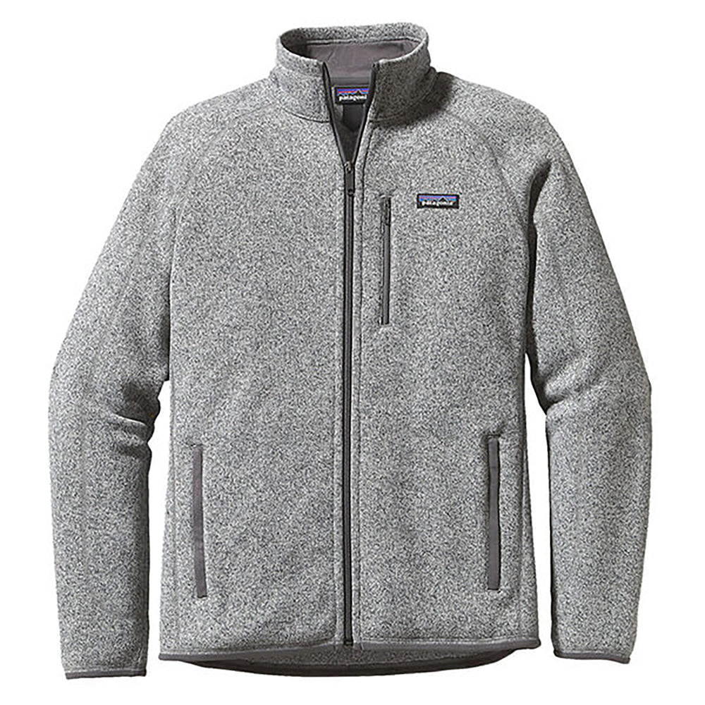 Patagonia Men's Better Sweater Jacket in stonewash