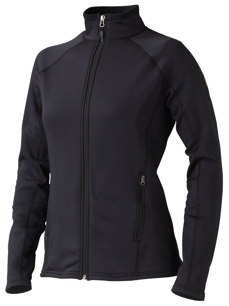 Marmot Stretch Fleece Jacket // Ladies