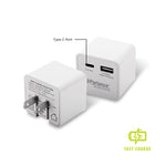 Fast-Charge USB Wall Adapter