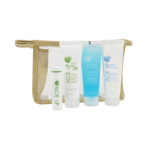 Aloe Up Hemp Spa Kit