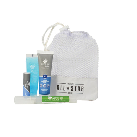Aloe Up Mesh Bag Sport Kit (Small)