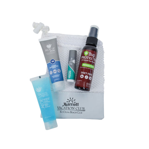 Aloe Up Travel Sun and Bug Kit
