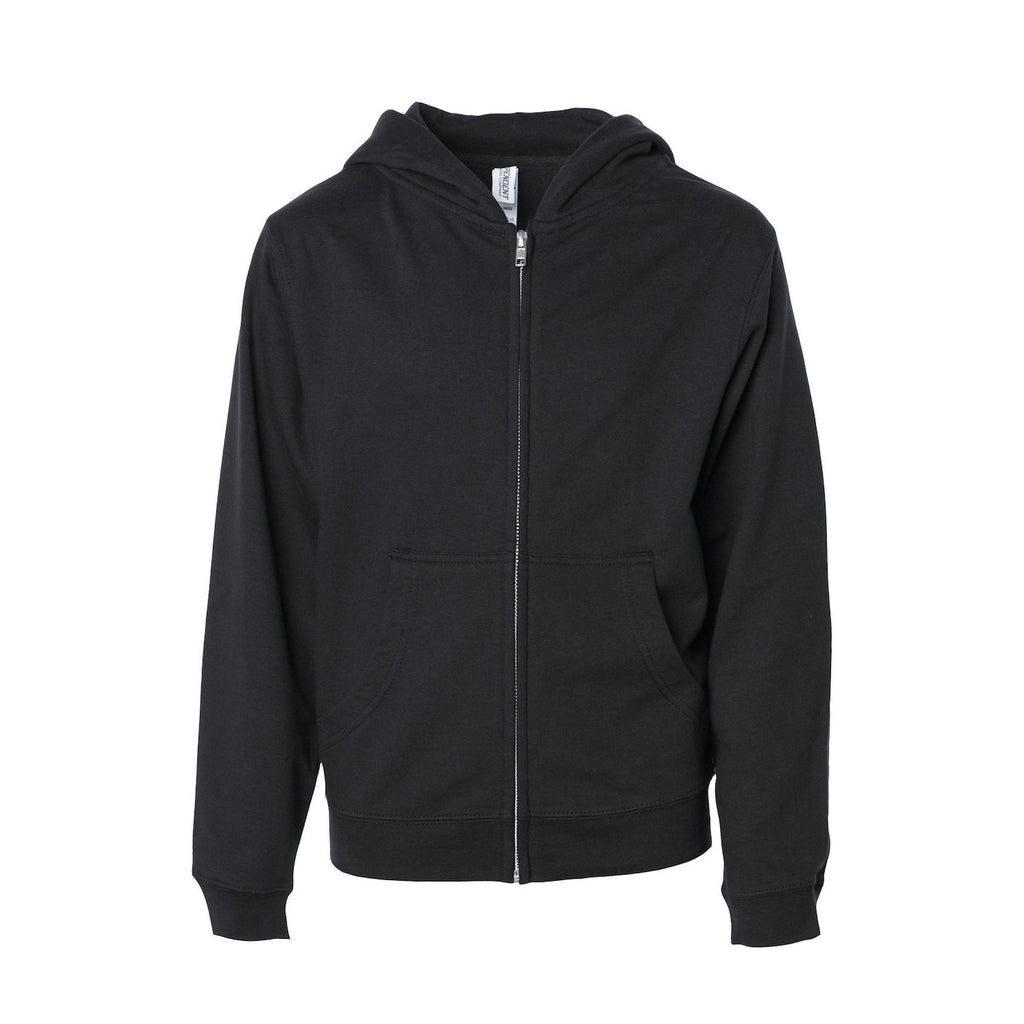 Independent Youth Midweight Zip Hoodie