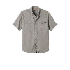 Carhartt Force Ridgefield Short Sleeve Shirt