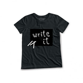 Writable T-Shirt // Ladies