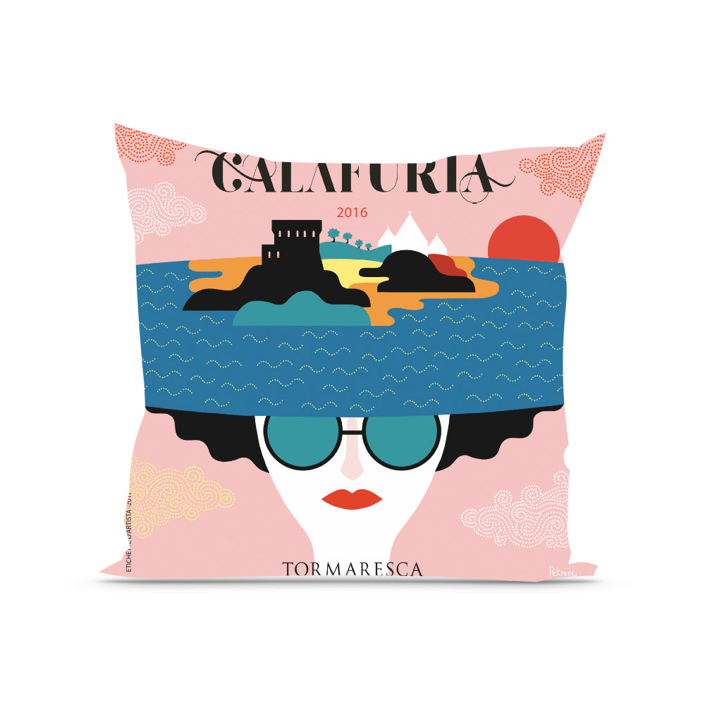 Throw Pillow // Calafuria