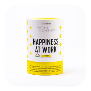 Happiness At Work // Team Building & Motivational Game