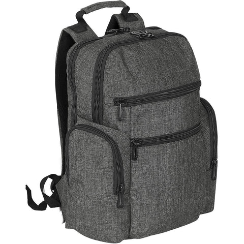 Stormtech Odyssey Executive Backpack in carbon heather