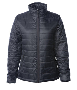 Independent Hyper-Loft Packable Puffy Jacket // Ladies