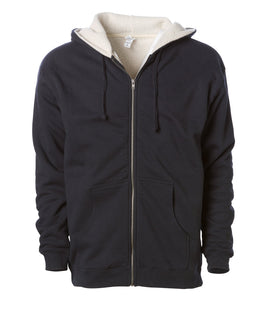 Independent Sherpa Lined Zip Hoodie