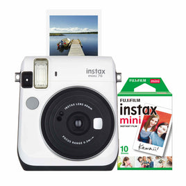 FujiFilm Instax Mini 70 Instant Camera with Film