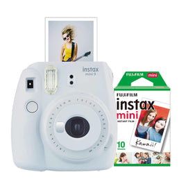 FujiFilm Instax Mini 9 Instant Camera with Film