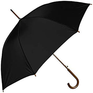 Haas-Jordan Vintage Umbrella in black
