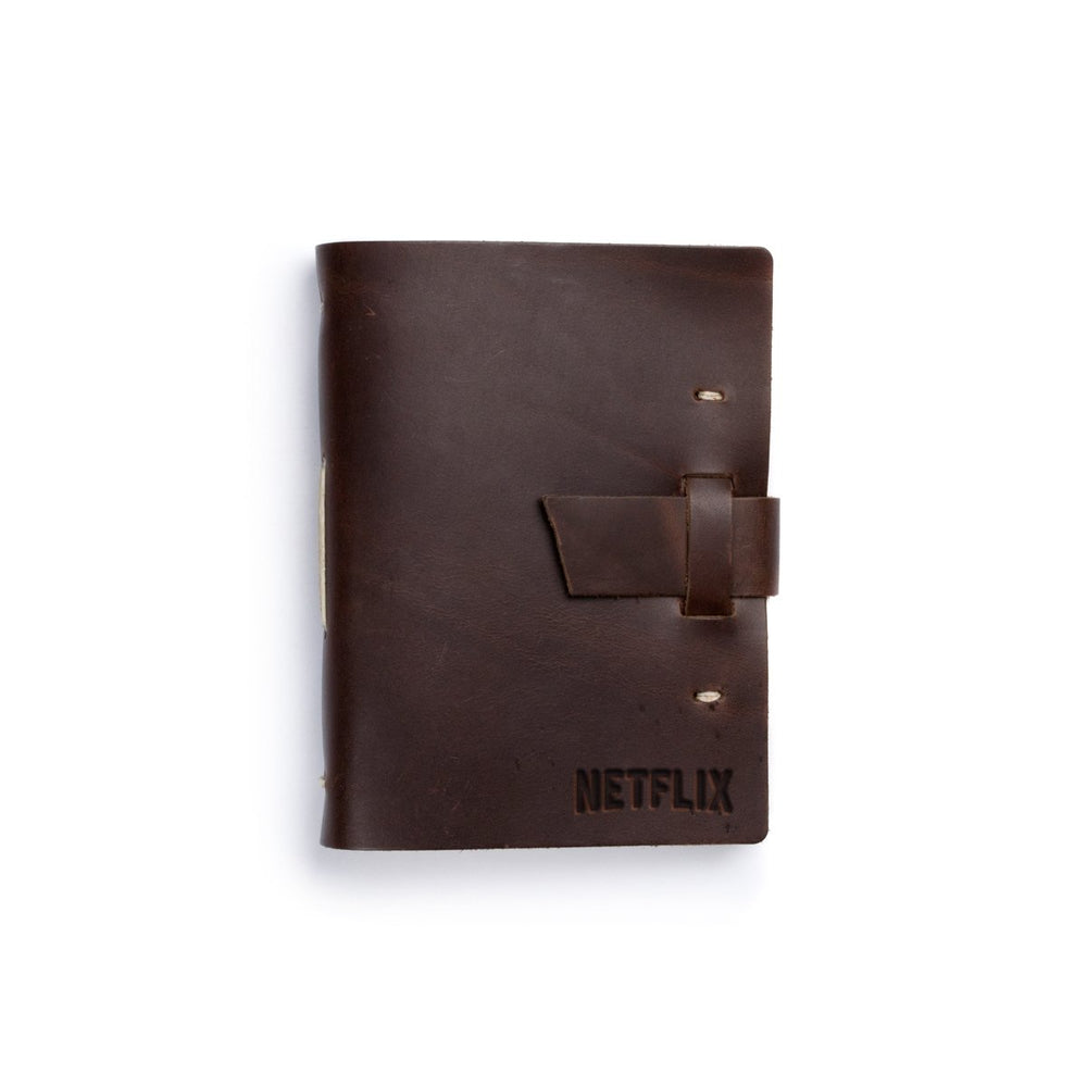 Parley Leather Buckle Journal