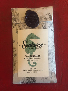 Tanzania // Single Origin Chocolate Bar
