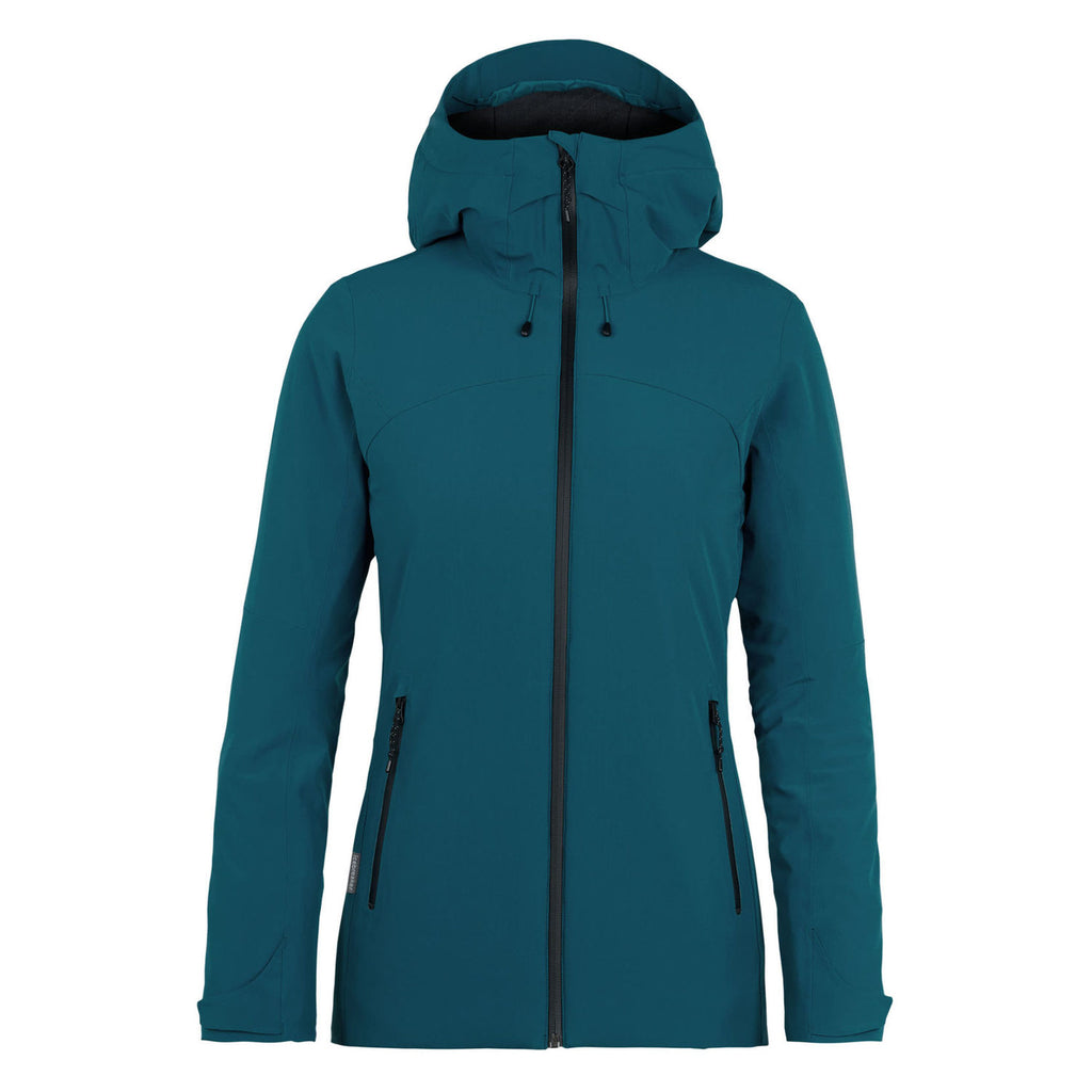 Icebreaker Women's Stratus Transcend Hooded Jacket